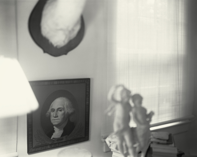 , 'Remembered Light, Untitled (George Washington),' 2012, Gagosian
