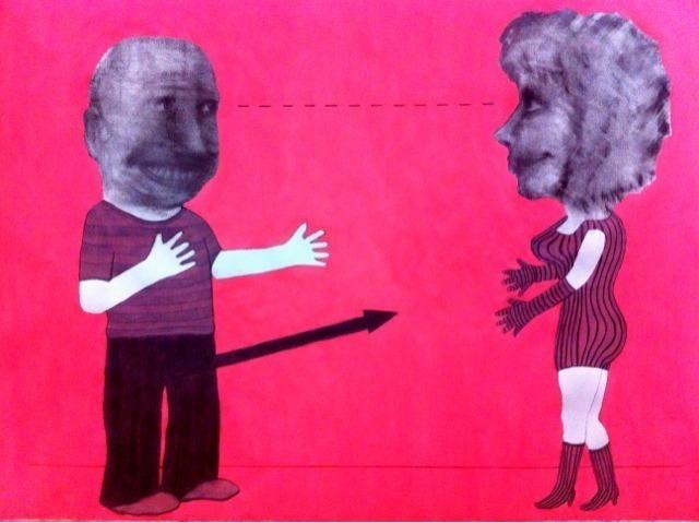 , 'Amor a primera vista,' , Contrast Gallery