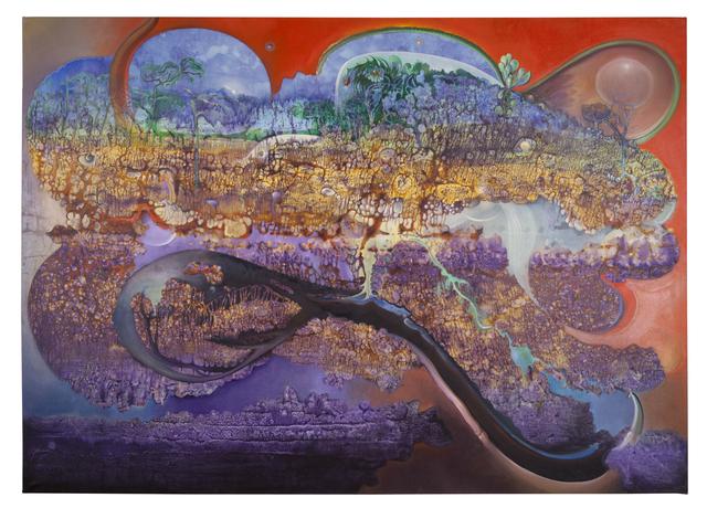 , 'Fantasmagoria ,' 2018, Christopher Cutts Gallery