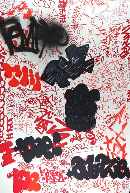 Barry McGee, 'Untitled', 2010, MOCA