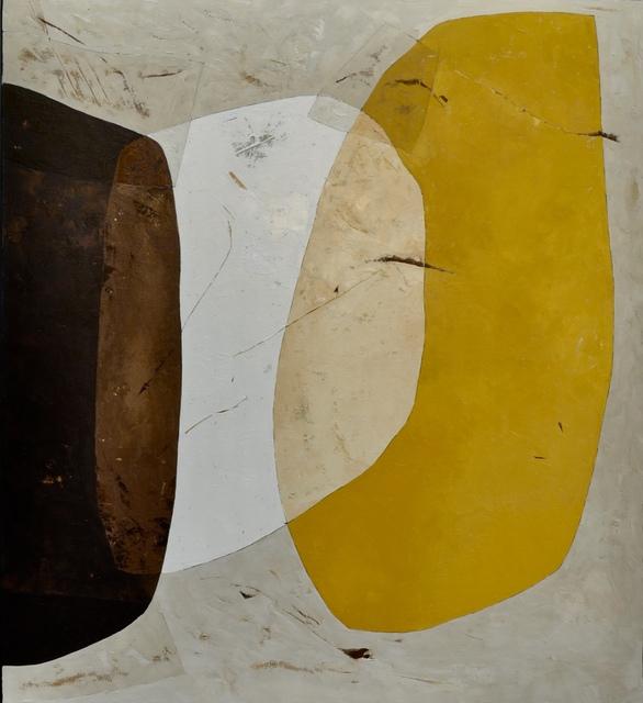 , 'Iris Yellow,' 2018, Rebecca Hossack Art Gallery