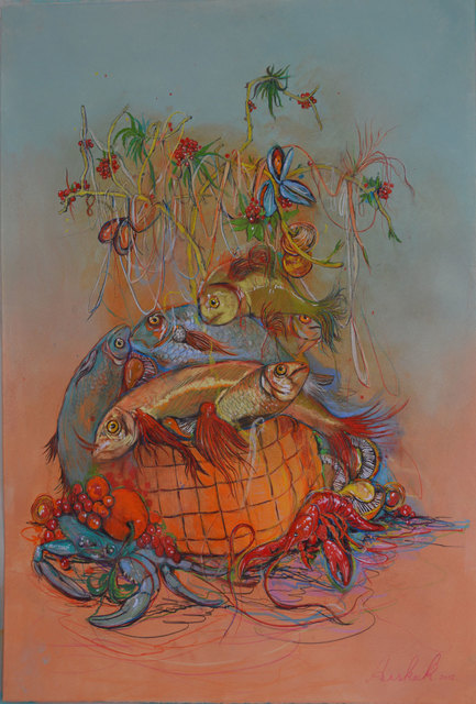 , 'Still Life,' 2016, Albemarle Gallery | Pontone Gallery