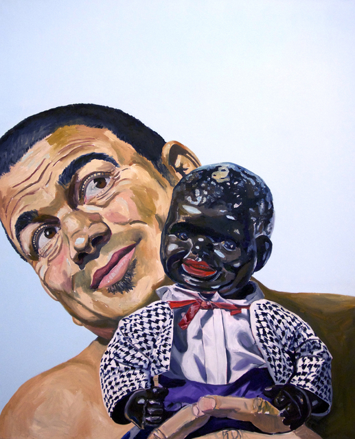 , 'The New Jim Crow,' 2015, David Richard Gallery