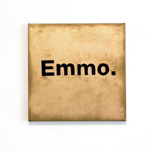 , 'Emmo.,' 2016, El Apartamento