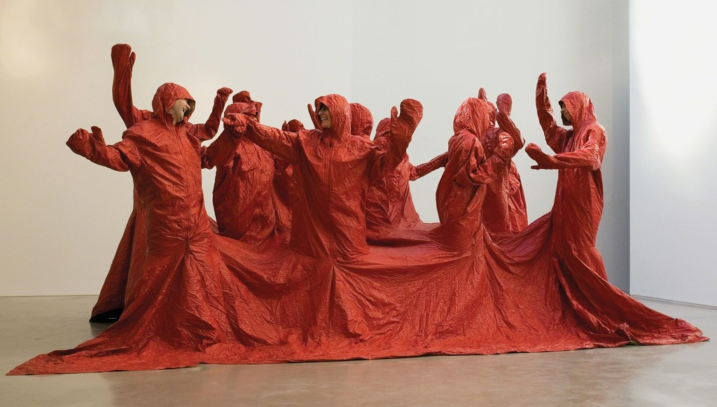 Nicola L, 'Red Coat,' 1973, Tate Modern