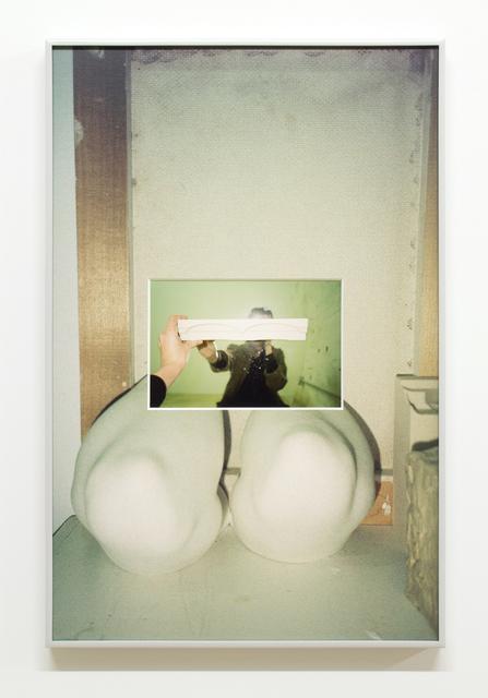 , 'Cloven,' 2015, Simone Subal