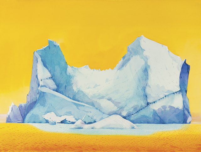 , 'Iceberg, Loudwater Cove, Antarctica,' , Dowling Walsh