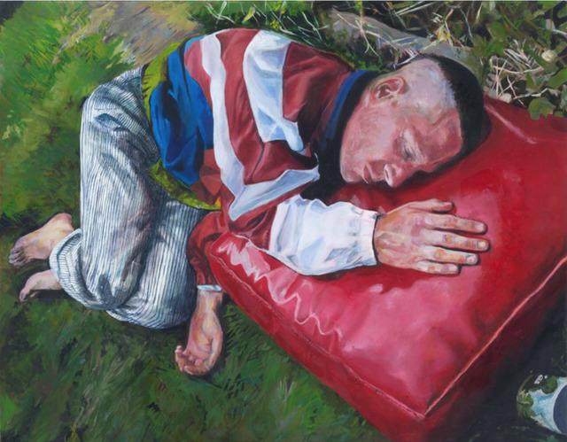 , 'Man in Kilt,' 2017, New Art Projects