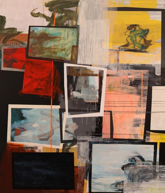 , 'Stalker,' 2015, George Lawson Gallery