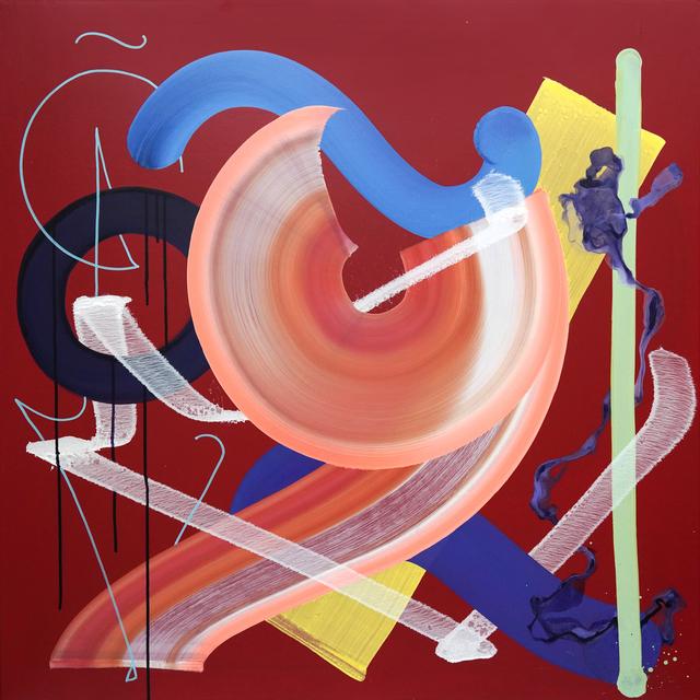 , 'East,' 2018, Galerie Schimming