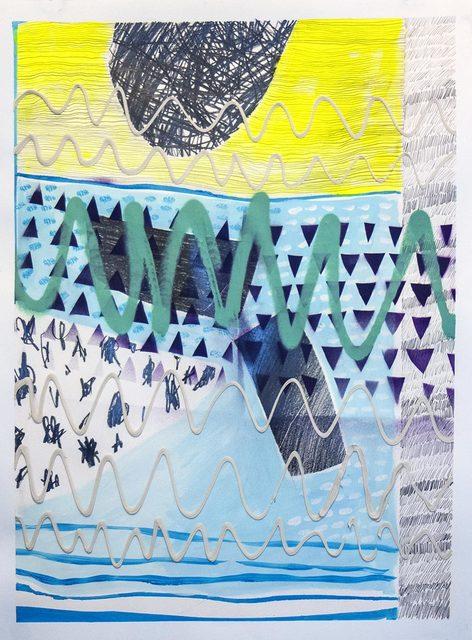 , 'Sidecar,' 2015, Spotte Art