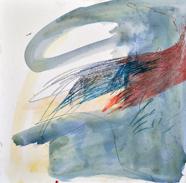 Emma C. Aspeling, 'BREATHE', 2018, Painting, Mixed media on board, 99 Loop Gallery