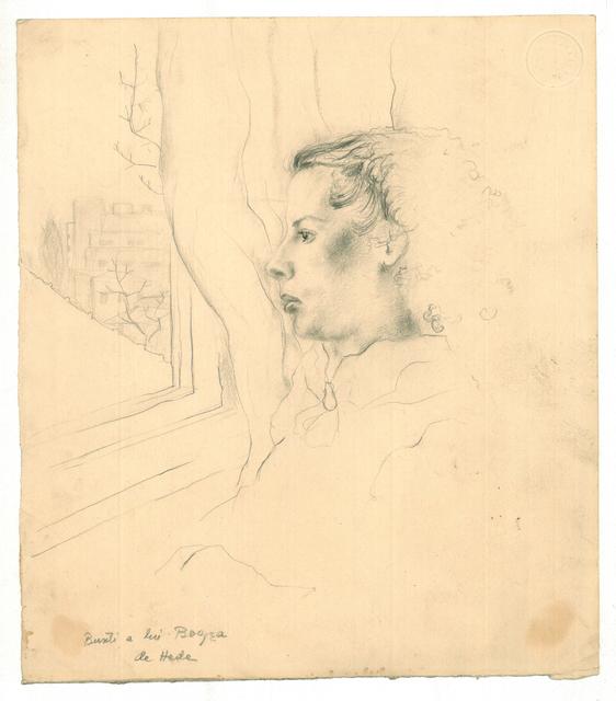 , 'Bunti a lui Geo Bogza,' ca. 1938, Nasui Collection & Gallery