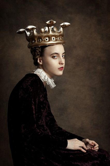 Romina Ressia, 'Crown', 2015, Photography, Archival Pigment Print, HOFA Gallery (House of Fine Art)