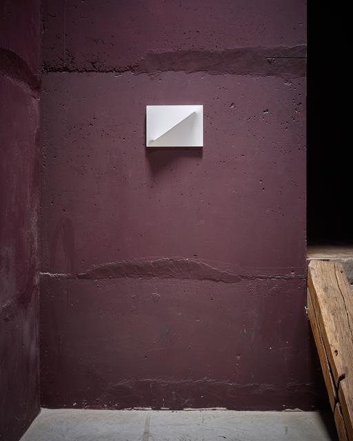 Norio Imai, 'Diagonal I', 2016, Axel Vervoordt Gallery