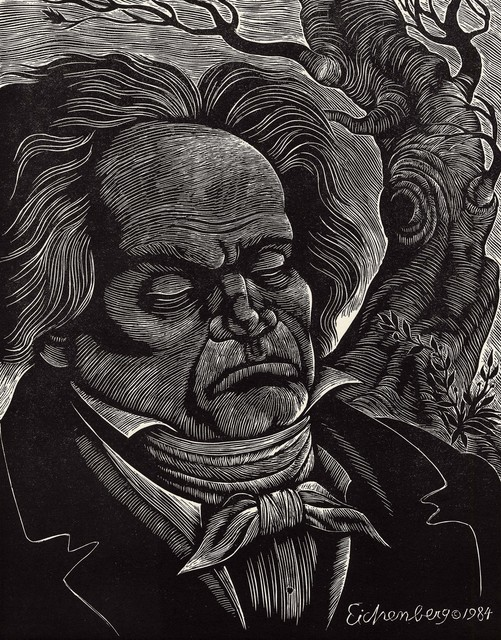 , 'Beethoven,' 1984, Stone + Press Gallery