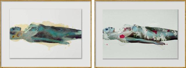 Hunter & Gatti, 'Muse #1 and #2', 2016, The Art Design Project