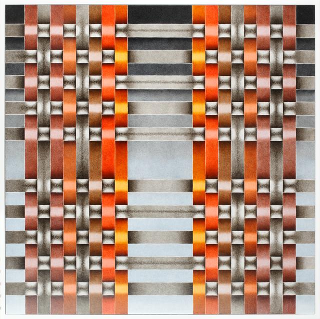 , 'Weaving #15,' 2011, Louis Stern Fine Arts