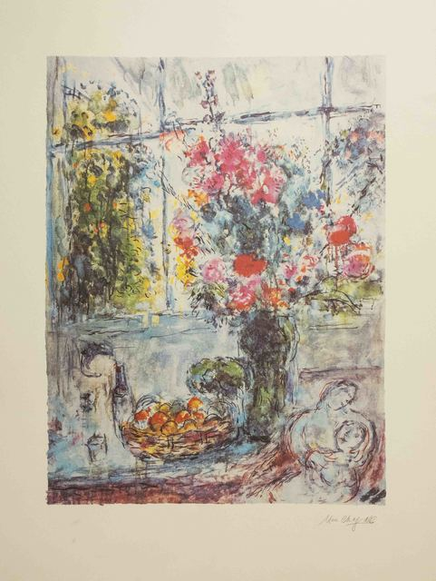 Marc Chagall, 'Bouquet II', 1875, The Munn Collection
