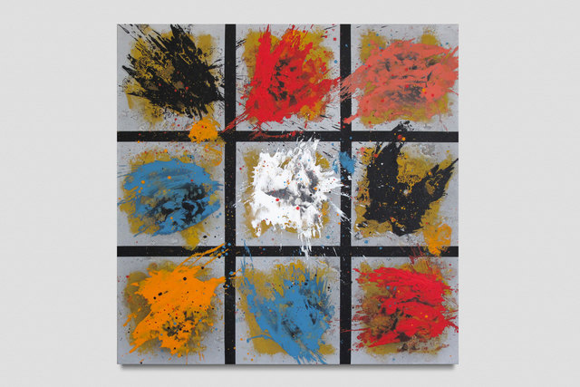 , 'Retícula Cometa I,' 2018, Baert Gallery