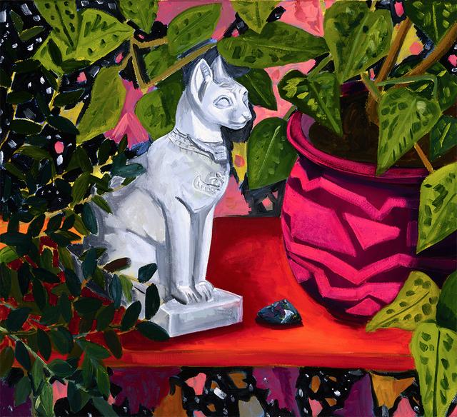 , 'Bask/Cat Statue,' , Tappan