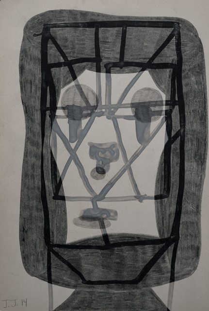 , 'H.J.,' 2015, Gallery 16