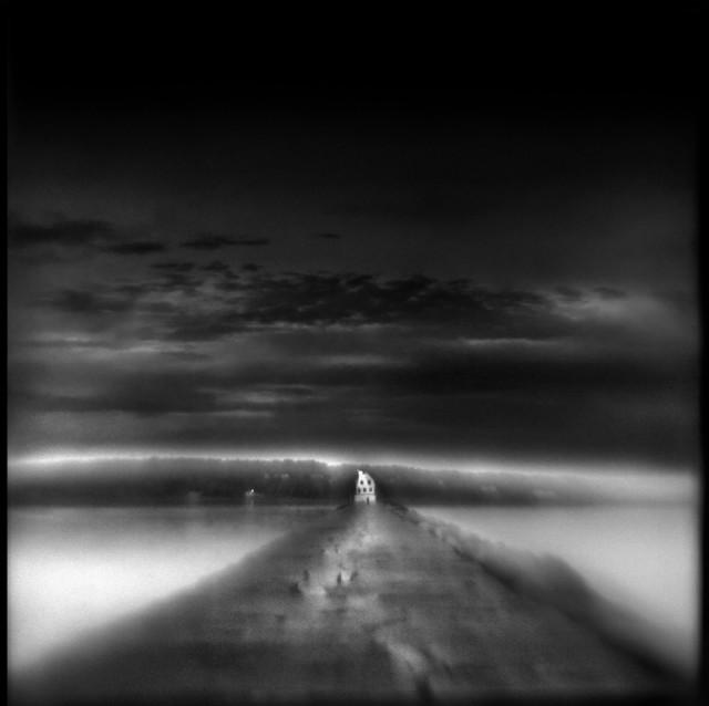 Susan Burnstine, 'Breakwater Light, from 'Absence of Being'', n.d., Etherton Gallery