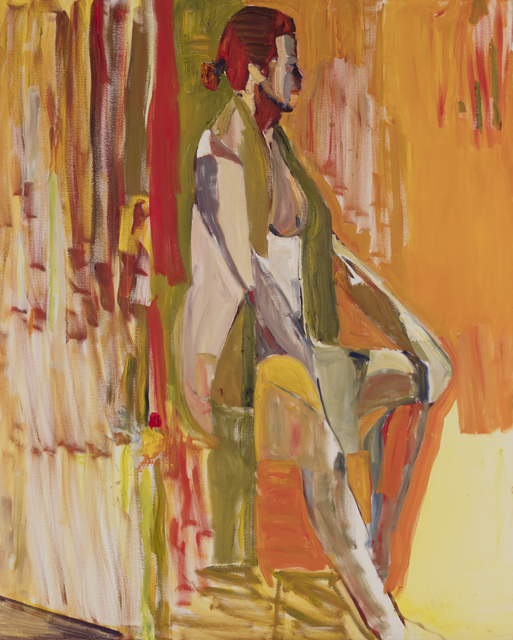 , 'Woman with Red Hair,' , Desta Gallery
