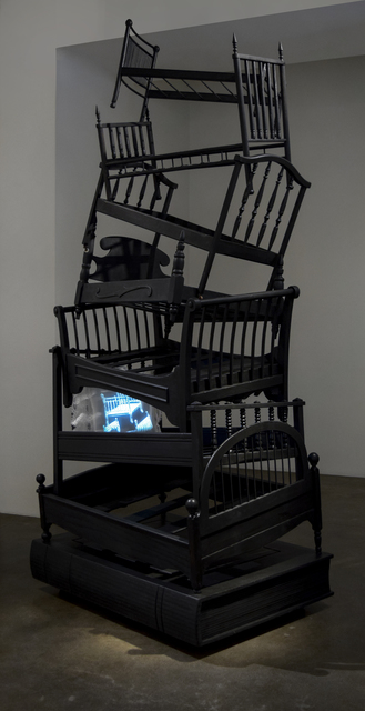 , 'Phantom Canyon: Stack of Beds,' , Robischon Gallery
