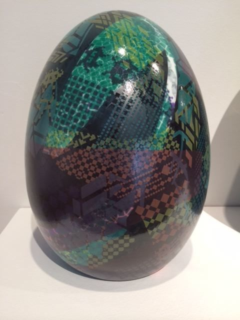 , 'Medium Egg,' 2014, Nancy Hoffman Gallery