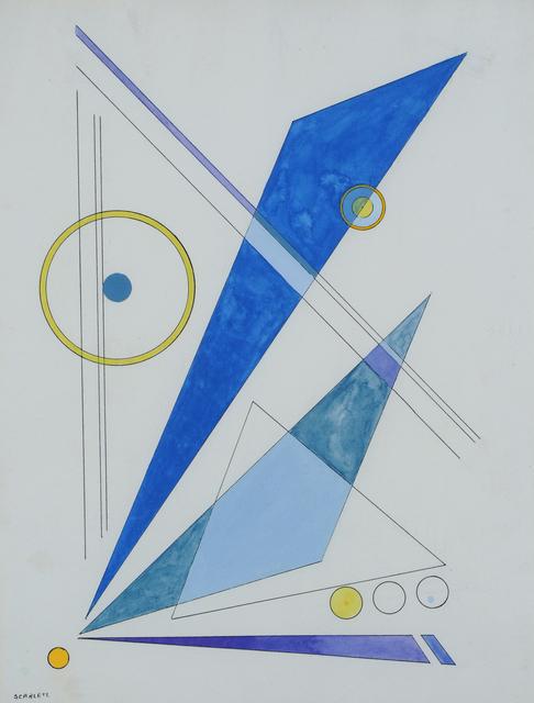 , 'Untitled #22,' ca. 1940, Weinstein Gallery