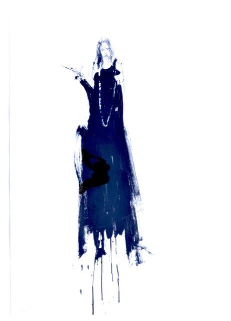, 'The Black Cloth,' 2015, White Court Art