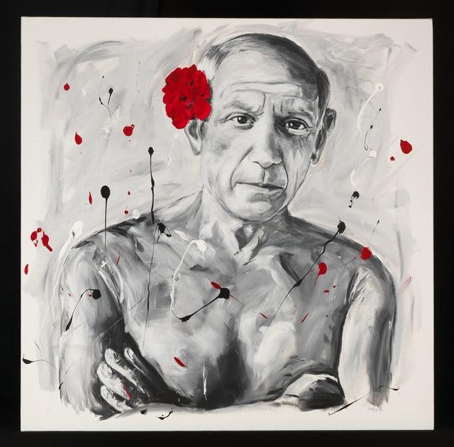 , 'Pablo Picasso,' 2017, Eden Fine Art