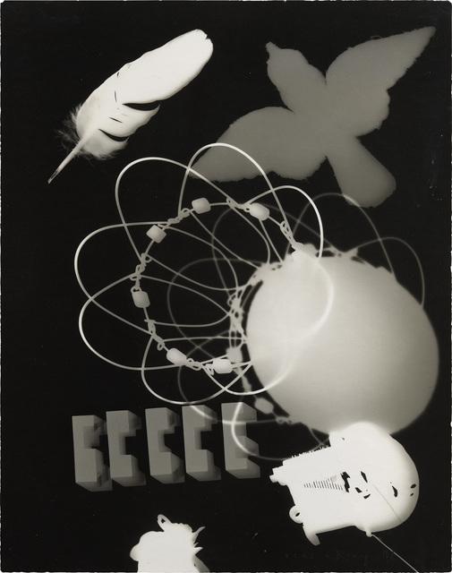 Man Ray, 'Rayograph', 1946, Phillips