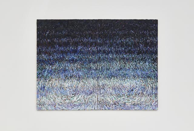 , 'Silent Night,' 2017, Klowden Mann