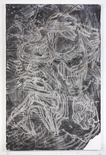 , 'Stricher (4),' 2017, Galerie Krinzinger
