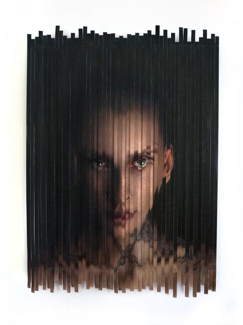 , 'Portrait of artist,' 2018, Galerie Youn