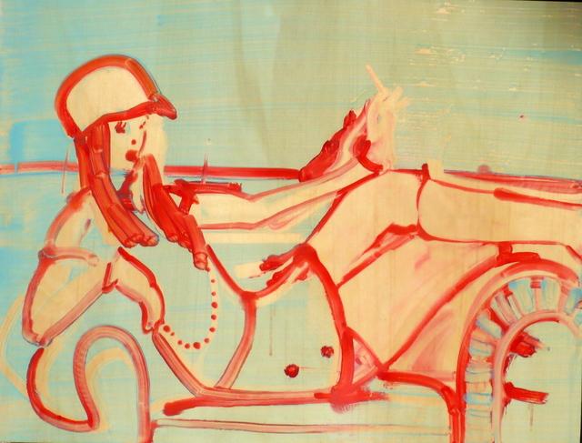 , 'Smoker,' 2015, Arusha Gallery