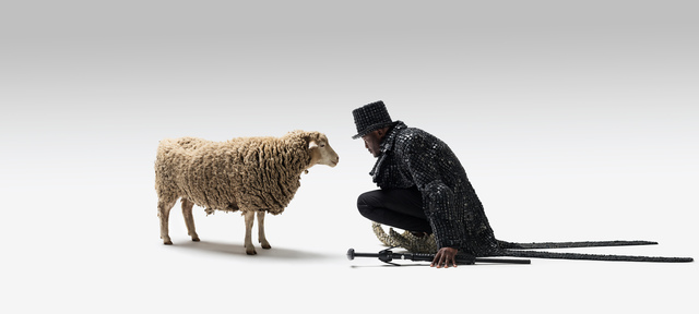 , 'Mulami Mushidimuka (The modern shepherd),' 2016, Officine dell'Immagine