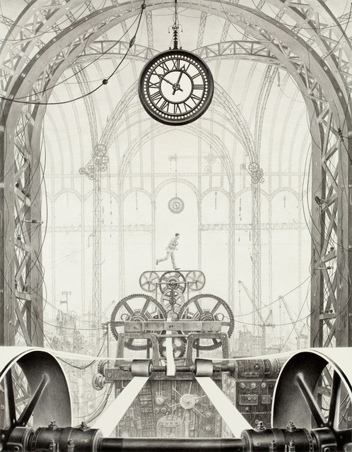 , 'TIME TRAVEL,' 2008, John Wolf Art Advisory & Brokerage