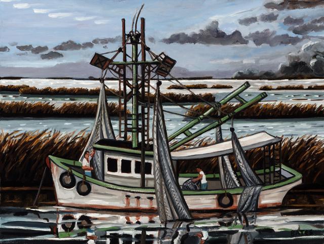 , 'Grand Bay,' 0216, Arthur Roger Gallery