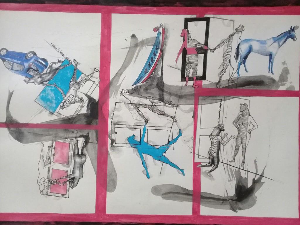, 'Untitled 11,' 2018, Galerie Galea