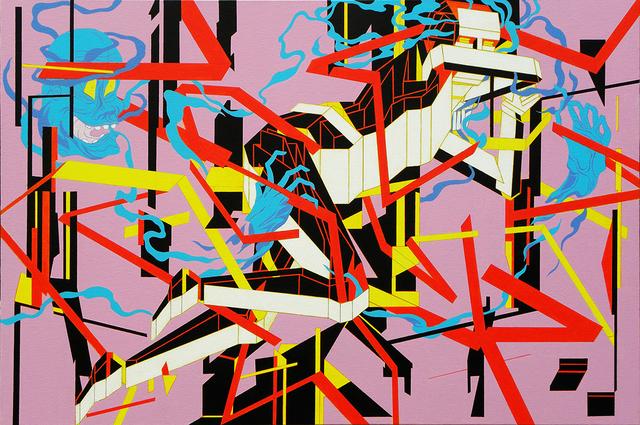 , 'Fight or Flight 2,' , Corey Helford Gallery