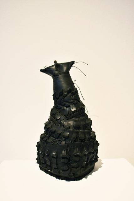 , 'Tire Jars,' 2013, Carter Burden Gallery