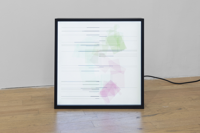 , 'P-2610_A,' 2019, bitforms gallery