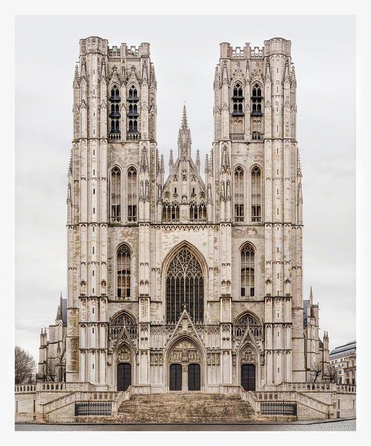 , 'Bruxelles, Sint-Michiels en Sint-Goedelekathedraal,' 2015, Axel Vervoordt Gallery