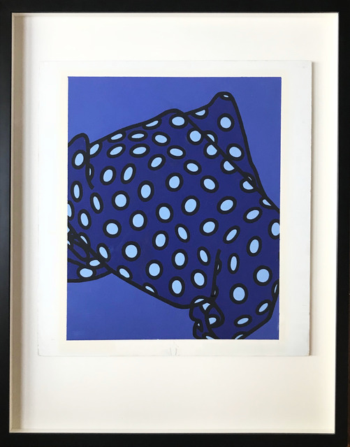 , ' She'll have forgotten her scarf (From some poems of Jules Laforgue),' 1970, Fairhead Fine Art Limited