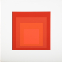 Josef Albers, Homage to the Square: MMA-2