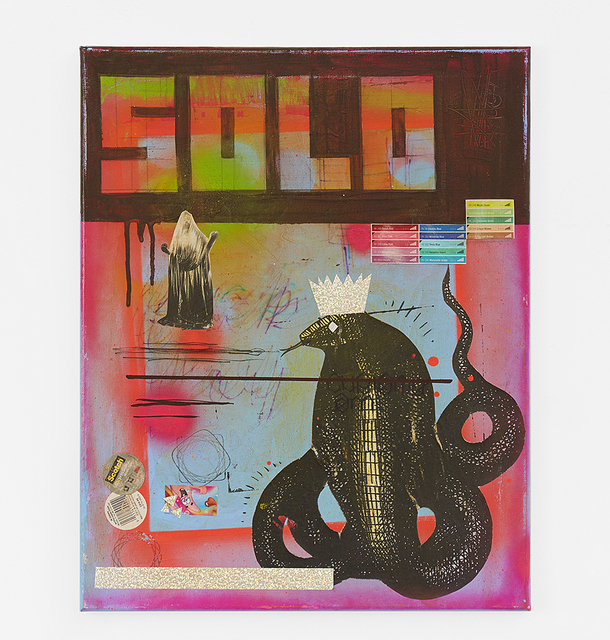 , 'Solo,' 2017, Jonathan LeVine Projects