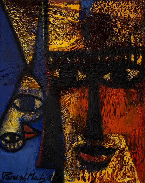 , 'Expression I,' 2015, Gallery Sumukha